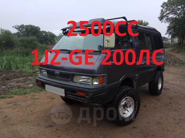 Mazda Bongo, 1989 год, 270 000 руб.