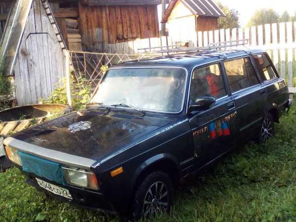 Лада 2104, 1996 год, 45 000 руб.