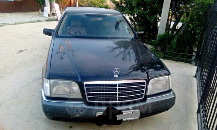 Mercedes-Benz S-Class, 1993 год, 250 000 руб.