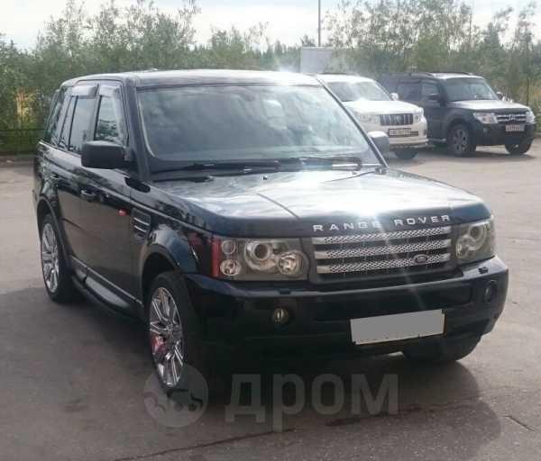 Land Rover Range Rover Sport, 2007 год, 990 000 руб.