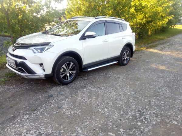 Toyota RAV4, 2017 год, 2 300 000 руб.
