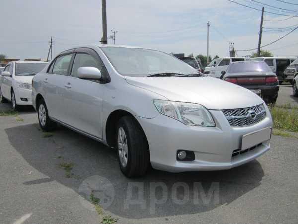 Toyota Corolla Axio, 2011 год, 530 000 руб.
