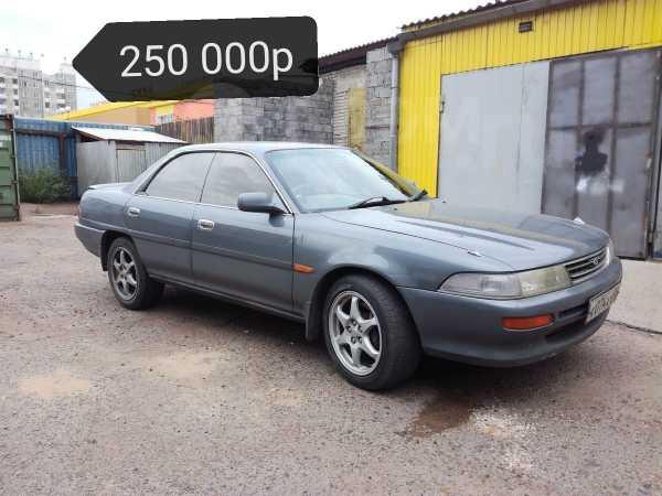 Toyota Corona Exiv, 1990 год, 250 000 руб.