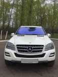 Mercedes-Benz M-Class, 2010 год, 1 270 000 руб.