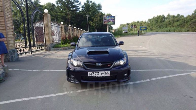 Subaru Impreza WRX STI, 2010 год, 1 200 000 руб.