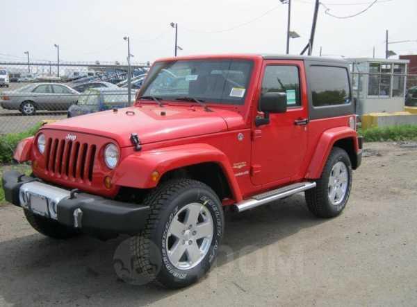 Jeep Wrangler, 2011 год, 1 639 000 руб.