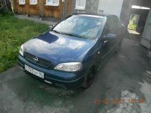 Ревда Опель Астра 2002