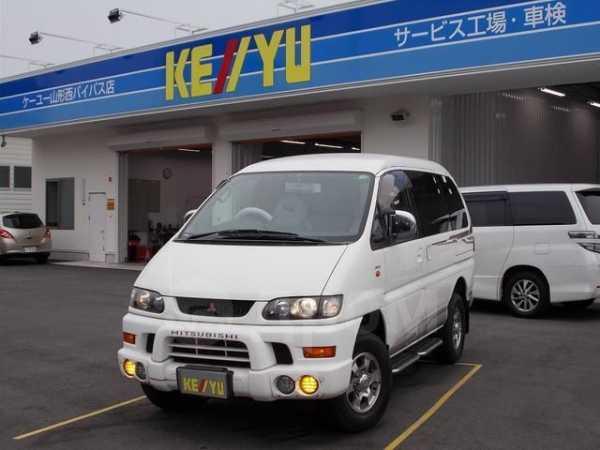Mitsubishi Delica, 2002 год, 270 000 руб.