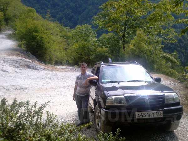 Suzuki Grand Vitara, 2002 год, 430 000 руб.