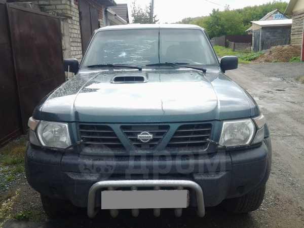 Nissan Patrol, 1999 год, 650 000 руб.