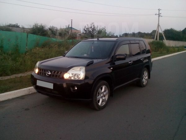 Nissan X-Trail, 2009 год, 810 000 руб.