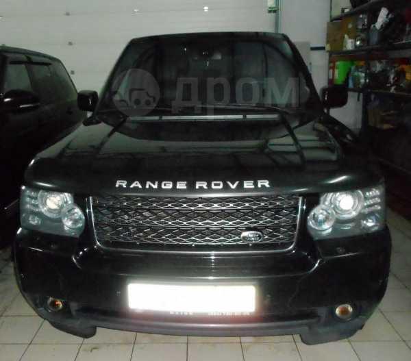 Land Rover Range Rover, 2012 год, 1 900 000 руб.