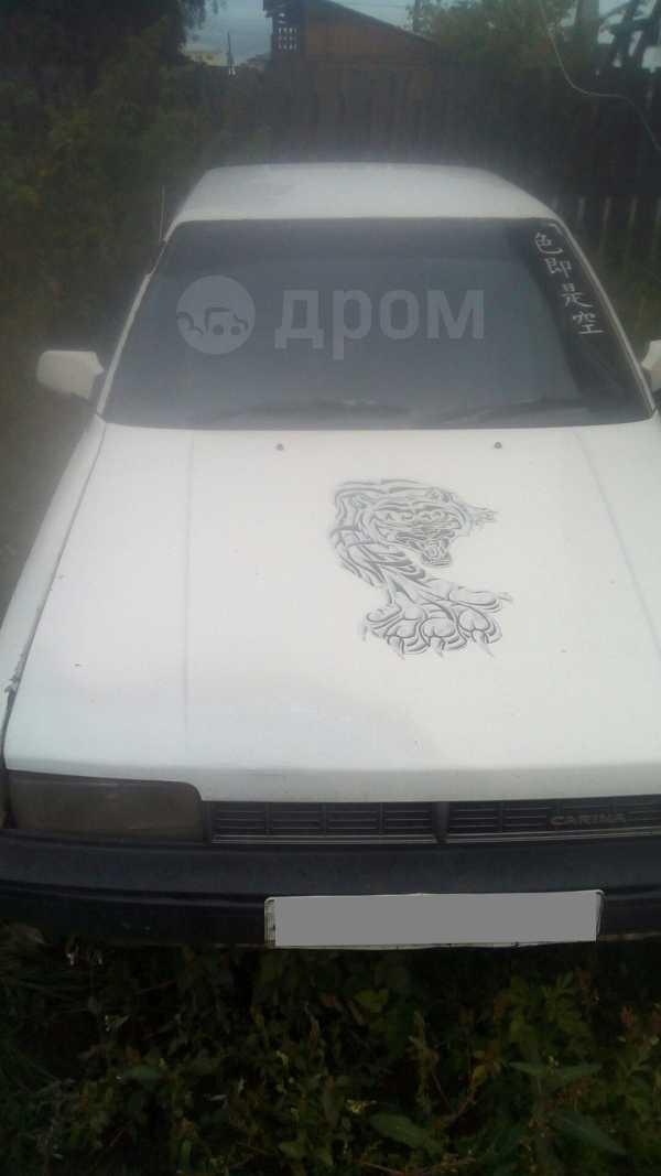 Toyota Carina, 1987 год, 45 000 руб.