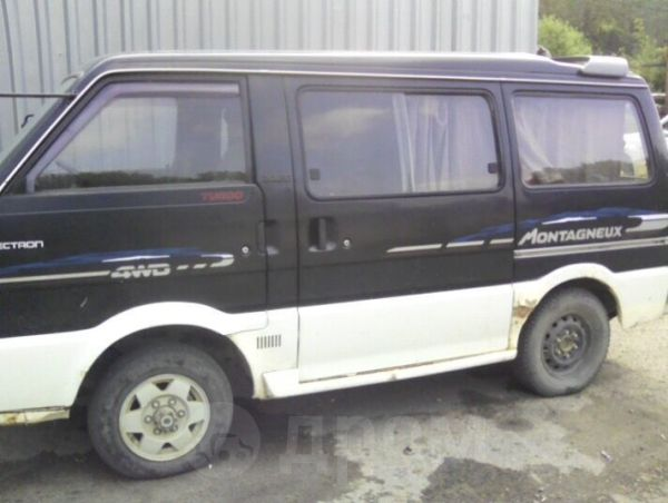 Ford Spectron, 1992 год, 115 000 руб.