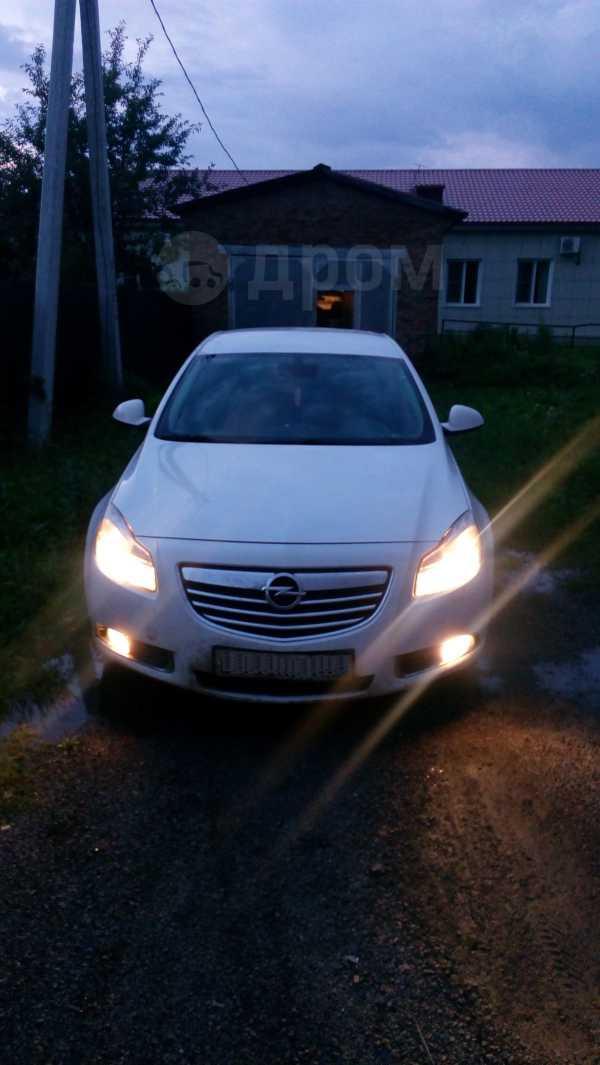 Opel Insignia, 2010 год, 465 555 руб.