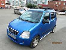 Томск Wagon R Plus 2001