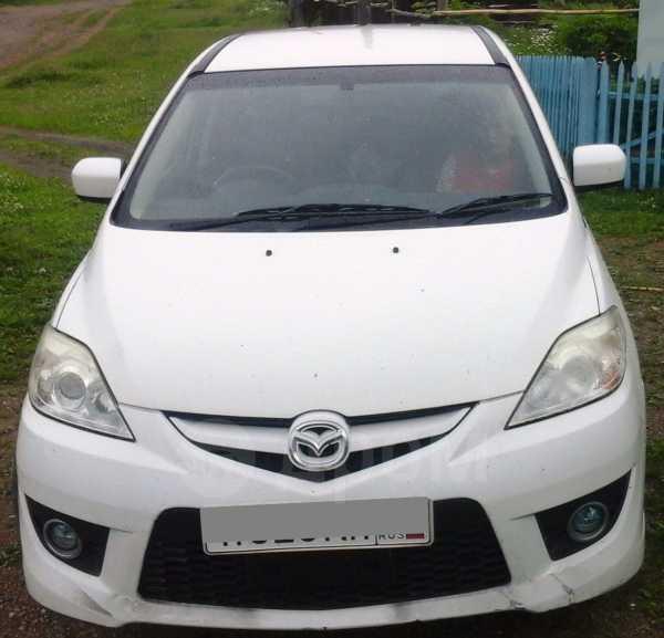 Mazda Premacy, 2008 год, 350 000 руб.