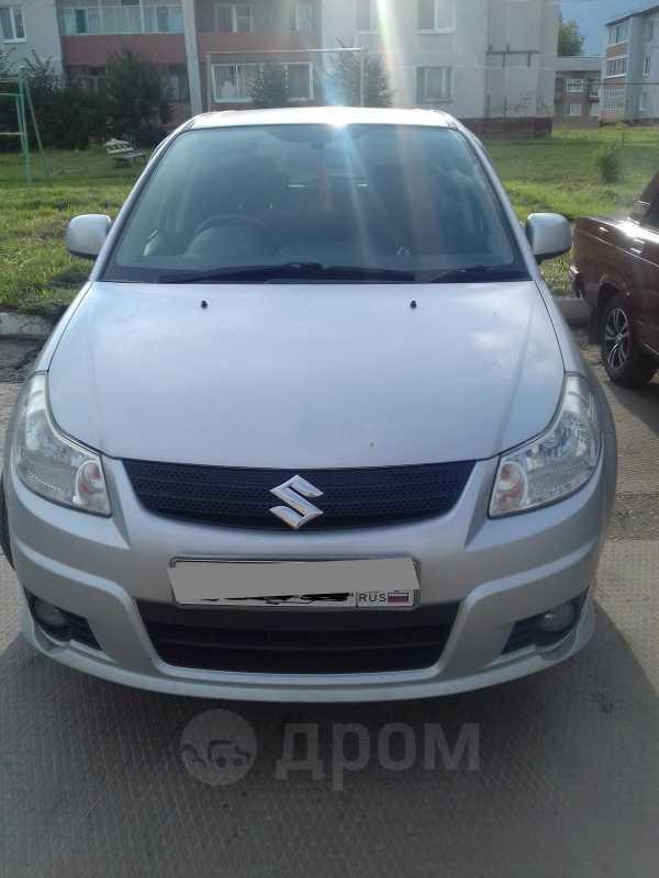 Suzuki SX4, 2009 год, 470 000 руб.