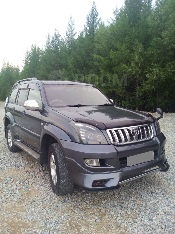 Toyota Land Cruiser Prado, 2003 год, 1 099 999 руб.