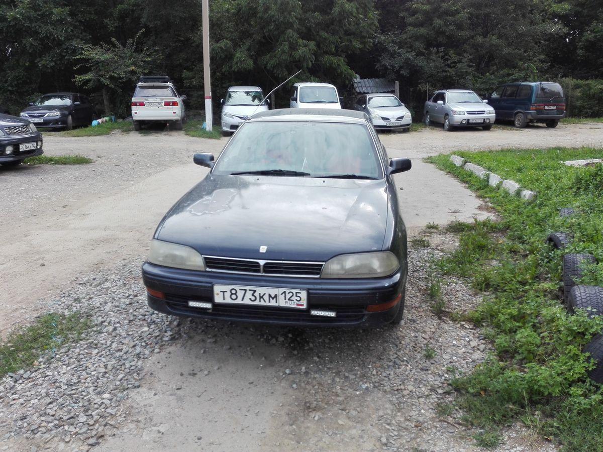 toyota camry, 1992 год дизель