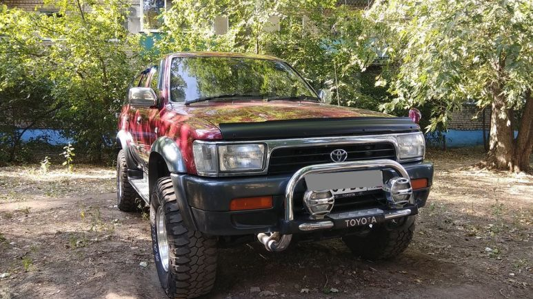 Toyota Hilux Surf, 1992 год, 395 000 руб.