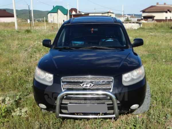 Hyundai Santa Fe, 2007 год, 645 000 руб.