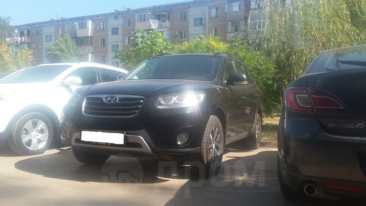 hyundai santa fe 2011 2,4 бензин