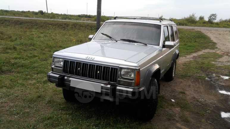 Jeep Cherokee, 1991 год, 145 000 руб.