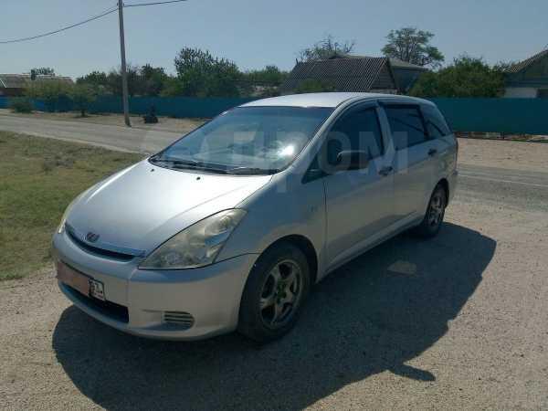 Toyota Wish, 2003 год, 340 000 руб.