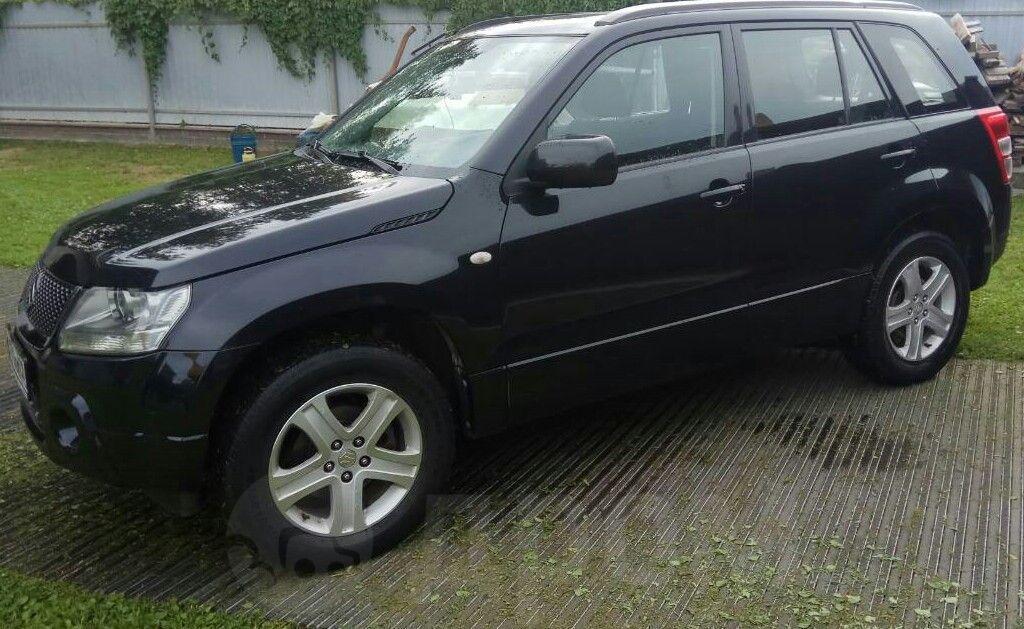 Продажа авто в тюмени сузуки