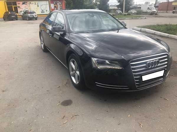 Audi A8, 2011 год, 1 550 000 руб.