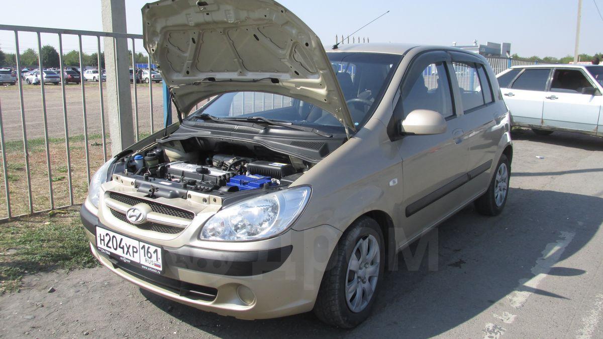 стоит ли брать hyundai getz 2007
