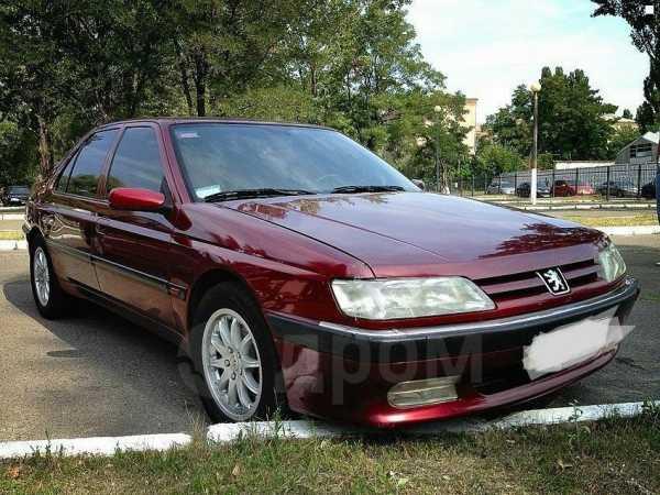 Peugeot 605, 1996 год, 240 000 руб.