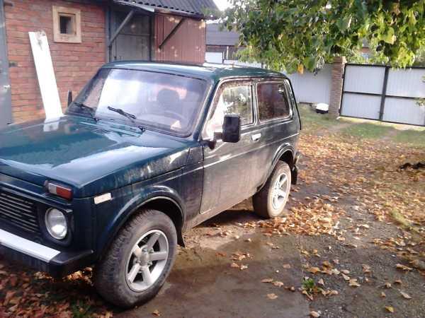 Лада 4x4 2131 Нива, 1995 год, 120 000 руб.