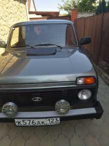 Краснодар 4x4 2121 Нива 2011