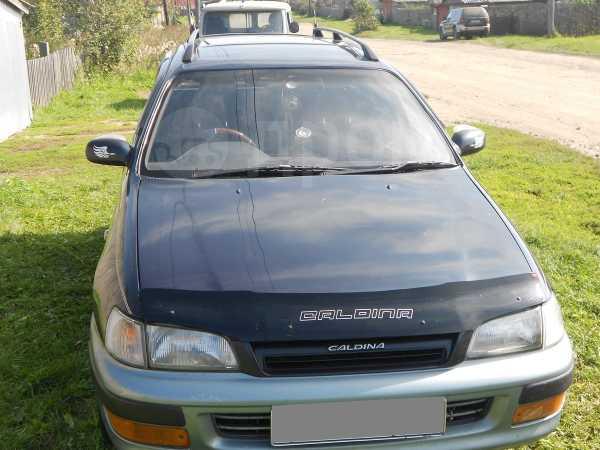 Toyota Caldina, 1997 год, 195 999 руб.