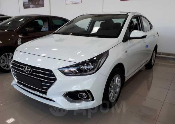 Hyundai Solaris, 2017 год, 740 000 руб.