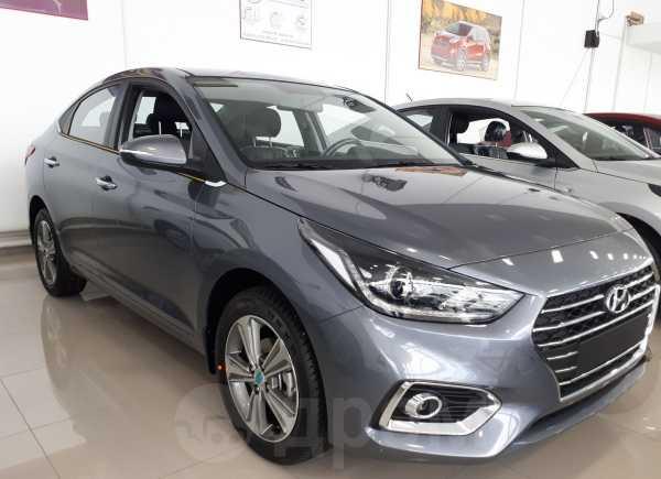 Hyundai Solaris, 2017 год, 830 000 руб.