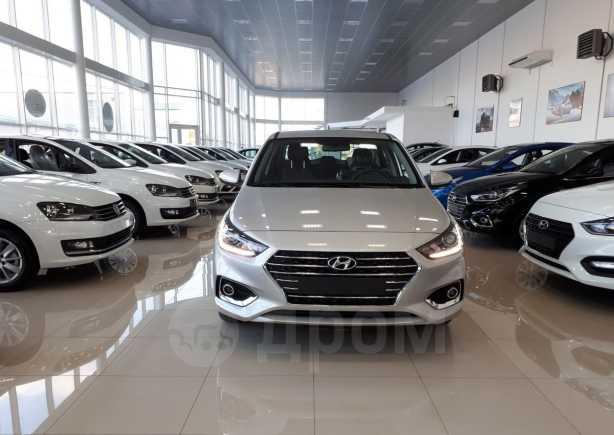 Hyundai Solaris, 2017 год, 870 000 руб.