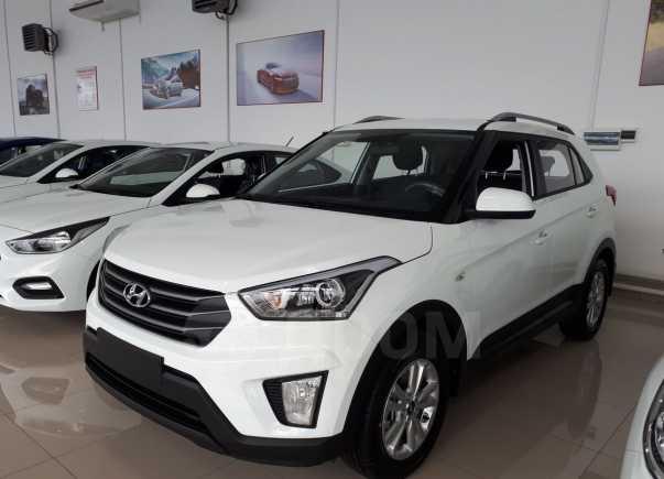 Hyundai Creta, 2017 год, 1 170 000 руб.