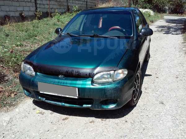 Hyundai Accent, 1997 год, 90 000 руб.