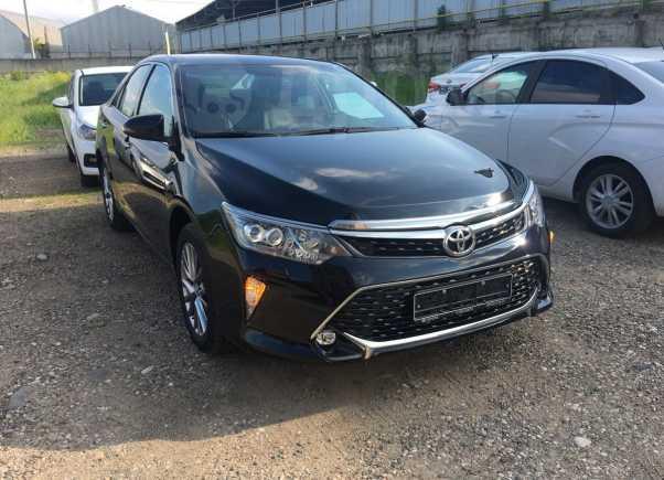 Toyota Camry, 2017 год, 1 830 000 руб.