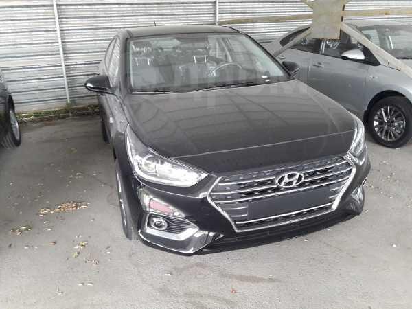 Hyundai Solaris, 2017 год, 880 000 руб.