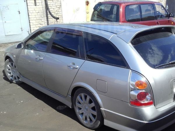 Nissan Primera, 2003 год, 256 800 руб.
