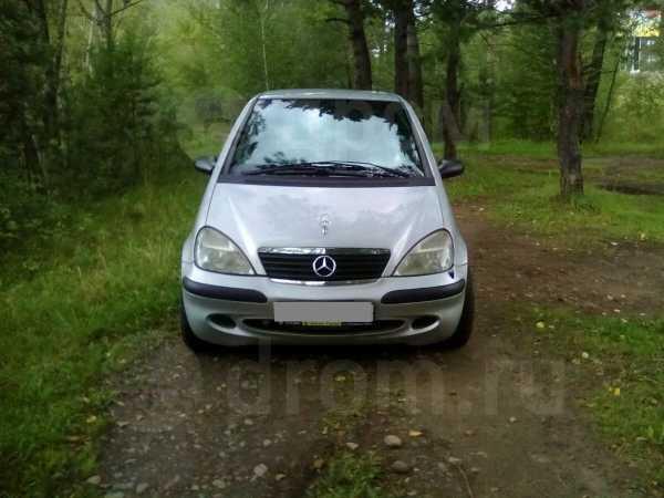 Mercedes-Benz A-Class, 2002 год, 210 000 руб.