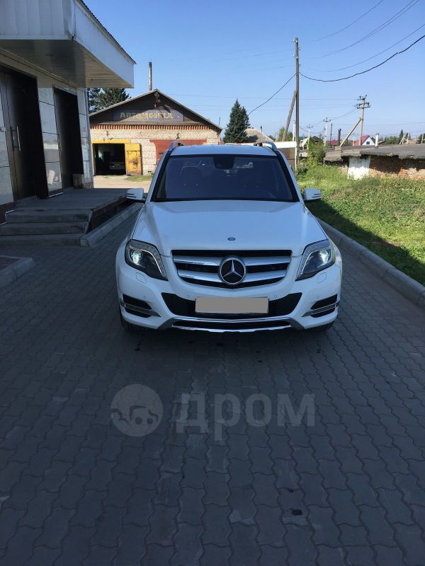 Mercedes-Benz GLK-Class, 2014 год, 1 380 000 руб.