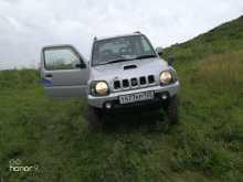 Владивосток Сузуки Джимни 2000