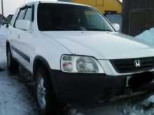Юргинское CR-V 2000