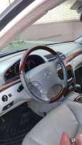 Mercedes-Benz S-Class, 2002 год, 400 000 руб.