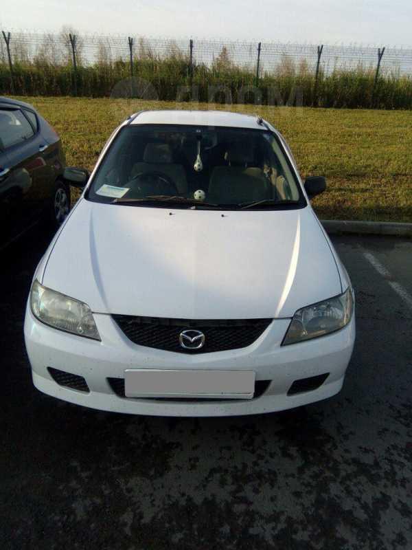 Mazda Familia, 2002 год, 183 000 руб.